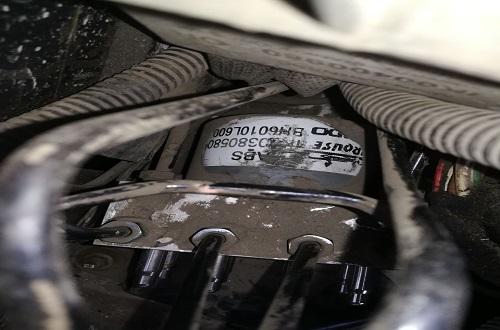 بلوک ترمز BH6010L600 ABS