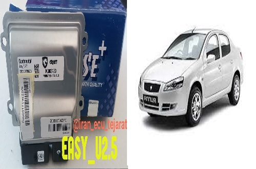 خرید ECU پژو 206 و رانا