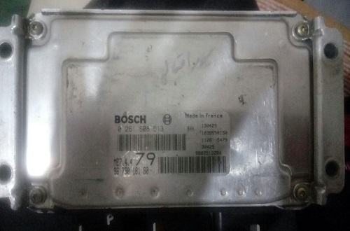 بوش me744 پارس Tu5 کد 74