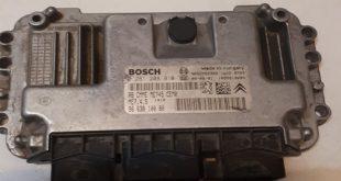 ای سی یو بوش ME7.4.5 پژو 206 تیپ 5 و 6