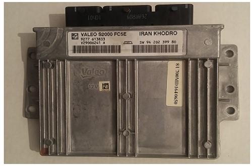 ای سی یو والئو S2000-CNG پژو