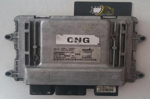 ایسیو گاز یک سوکت کور CNG برای سمند دوگانه سوز