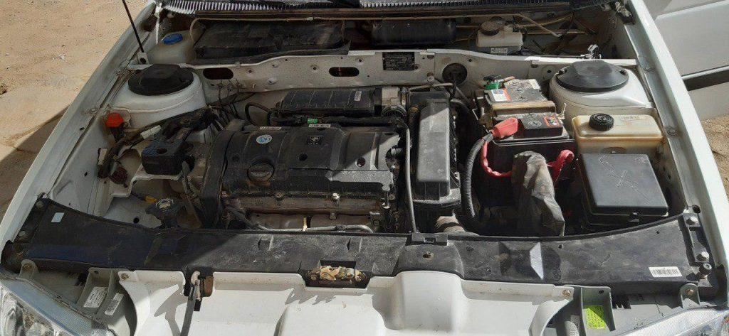موقعیت قرار گیری 0ایسیو بوش me17 در خودرو پژو پارس