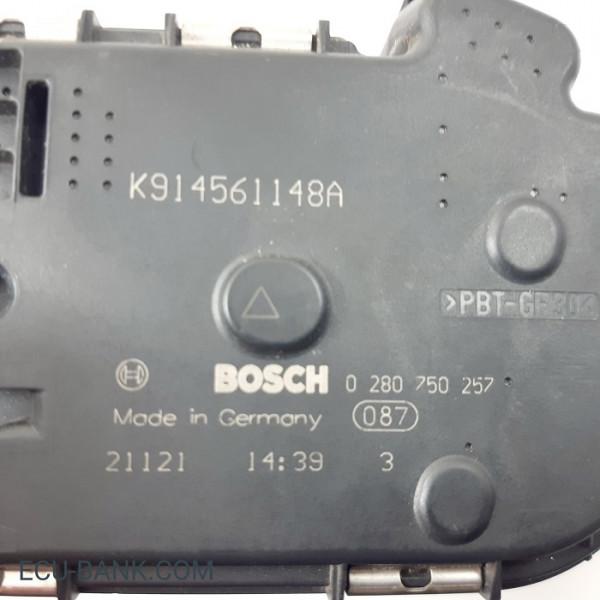 دریچه گاز برقی BOSCH دنا موتور EF7
