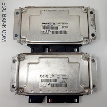 خرید و فروش ایسیو(ای سی یو) بوش M7.4.4 پژو (موتور XU7 1800 CC)